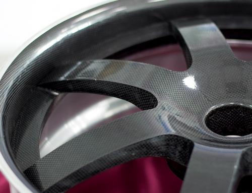 磁震碳纖維輪圈搶超跑訂單